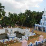 வில்லியனூர் மாதா குளத்தில் புனித நீர் ஊற்றும் திருவிழா